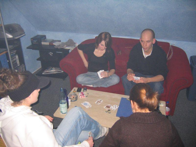 poker zu zweit spielen