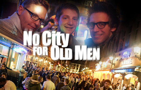 No City For Old Men
